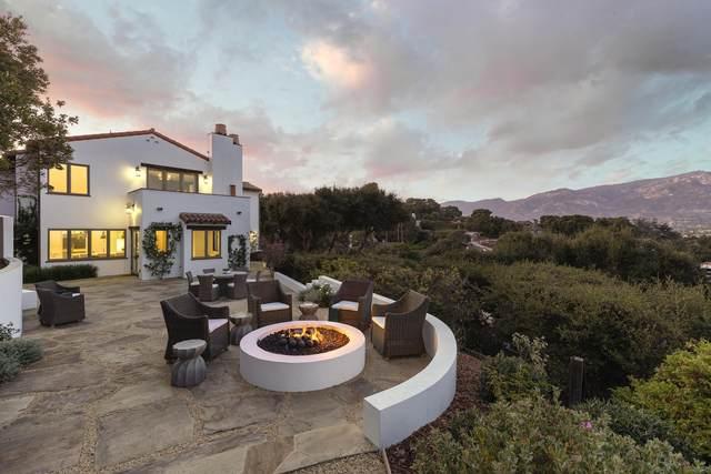 1225 Manitou Ln, Santa Barbara, CA 93101 (MLS #20-3770) :: Chris Gregoire & Chad Beuoy Real Estate