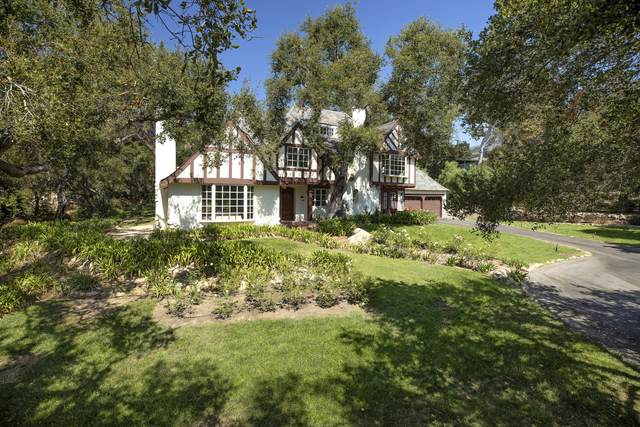 850 Rockbridge Rd, Montecito, CA 93108 (MLS #20-3775) :: The Epstein Partners
