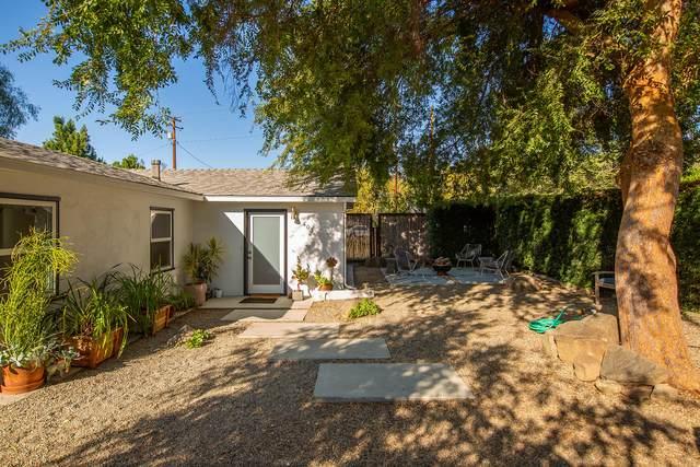 403 Franklin Dr, Ojai, CA 93023 (MLS #20-3780) :: Chris Gregoire & Chad Beuoy Real Estate