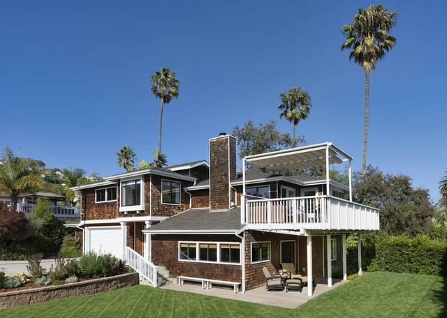 1539 Cliff Dr, Santa Barbara, CA 93109 (MLS #20-3788) :: The Epstein Partners