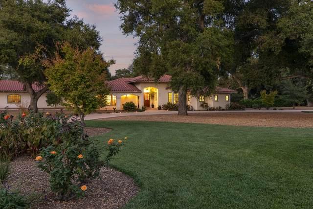 853 Oak Grove Ct, Ojai, CA 93023 (MLS #20-3792) :: Chris Gregoire & Chad Beuoy Real Estate