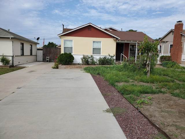 2221 Alameda Ave, Ventura, CA 93003 (MLS #20-3800) :: The Epstein Partners