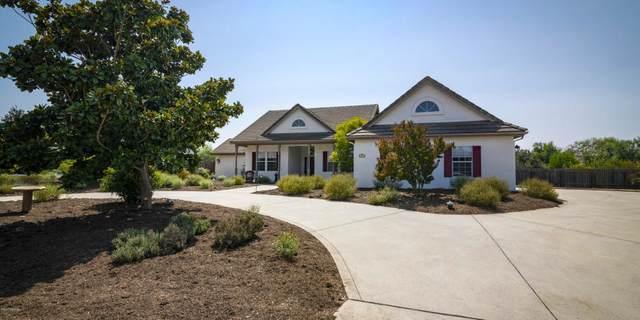 1435 Remington Dr, Santa Ynez, CA 93460 (MLS #20-3801) :: Chris Gregoire & Chad Beuoy Real Estate