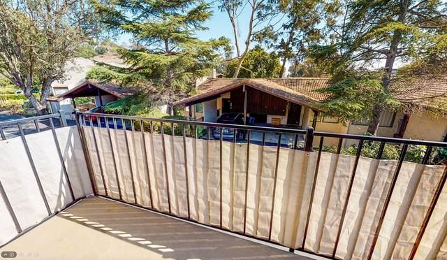 864 Highland Dr #4, Santa Barbara, CA 93109 (MLS #20-3809) :: Chris Gregoire & Chad Beuoy Real Estate