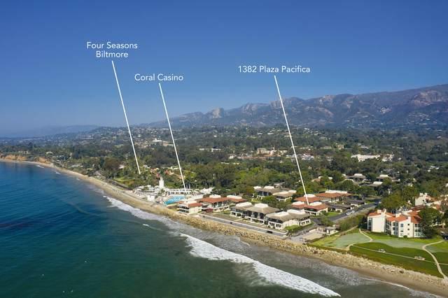 1382 Plaza Pacifica, Montecito, CA 93108 (MLS #20-3824) :: Chris Gregoire & Chad Beuoy Real Estate