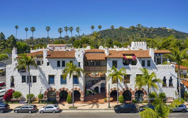 531 Chapala Street C, Santa Barbara, CA 93101 (MLS #20-3830) :: Chris Gregoire & Chad Beuoy Real Estate