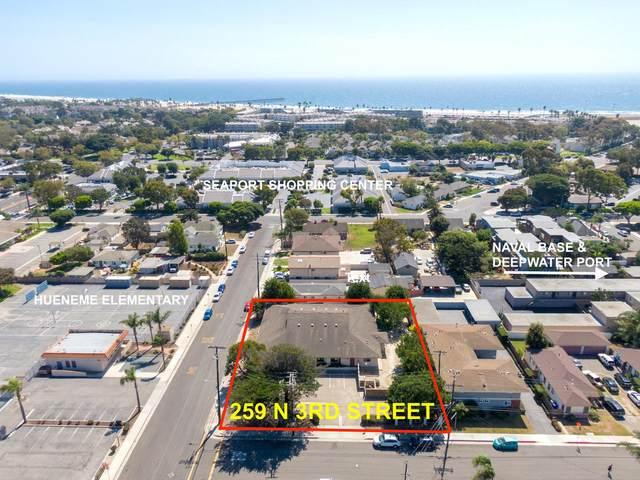259 N 3rd St, PORT HUENEME, CA 93041 (MLS #20-3837) :: Chris Gregoire & Chad Beuoy Real Estate