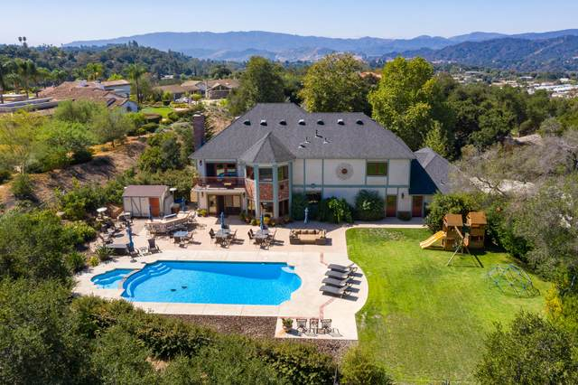 1721 Country Dr, Ojai, CA 93023 (MLS #20-3839) :: Chris Gregoire & Chad Beuoy Real Estate