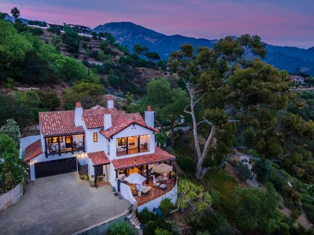 1170 Palomino Rd, Santa Barbara, CA 93105 (MLS #20-3853) :: The Zia Group