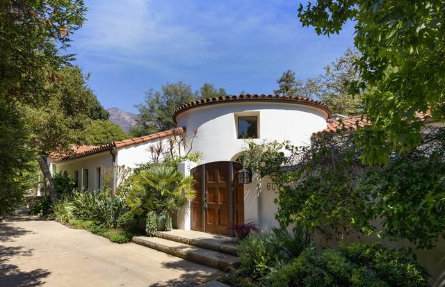 600 El Bosque Rd, Montecito, CA 93108 (MLS #20-3858) :: The Epstein Partners