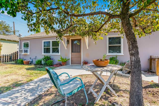 308 Drown Ave, Ojai, CA 93023 (MLS #20-3862) :: The Zia Group