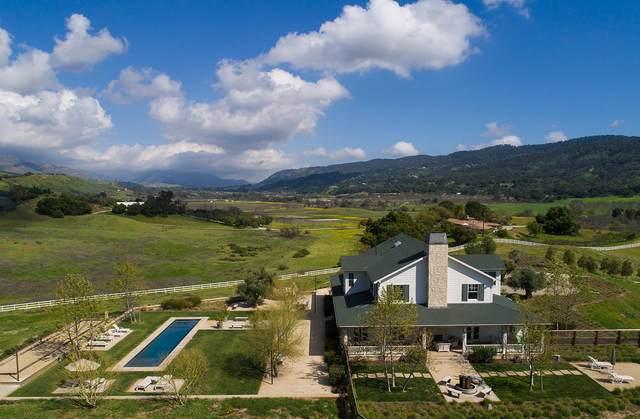 7887 Ojai Santa Paula Rd, Ojai, CA 93023 (MLS #20-3875) :: Chris Gregoire & Chad Beuoy Real Estate