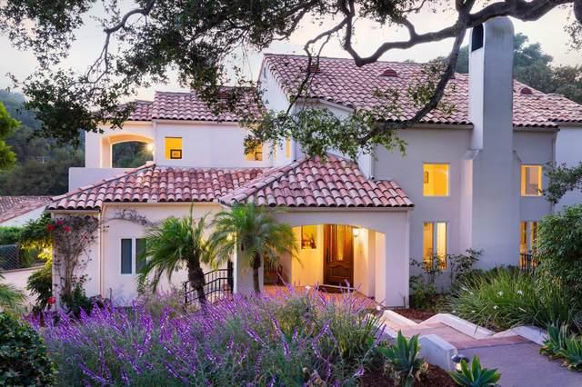 4137 Hidden Oaks Rd, Santa Barbara, CA 93105 (MLS #20-3918) :: The Epstein Partners