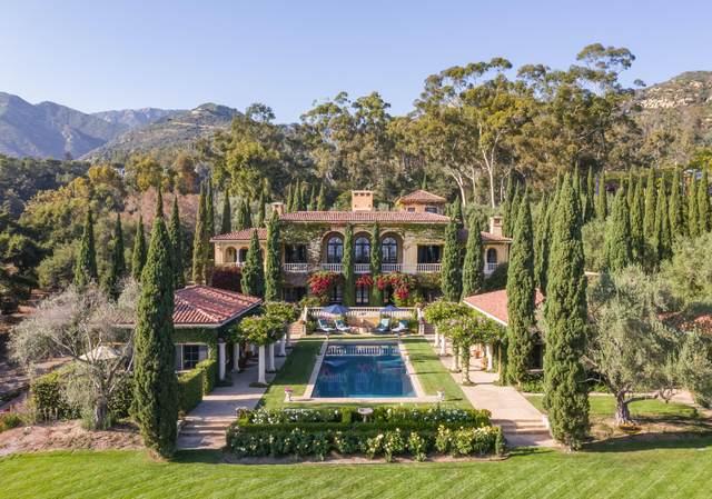 1015 E Mountain Dr, Santa Barbara, CA 93108 (MLS #20-3922) :: The Zia Group