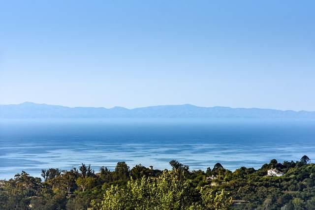 1186 E Mountain Dr, Montecito, CA 93108 (MLS #20-3925) :: Chris Gregoire & Chad Beuoy Real Estate
