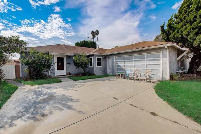 311 Harte Ave, Ventura, CA 93003 (MLS #20-3929) :: The Epstein Partners