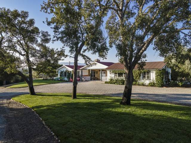 1599 N Refugio Rd, Santa Ynez, CA 93460 (MLS #20-3940) :: Chris Gregoire & Chad Beuoy Real Estate