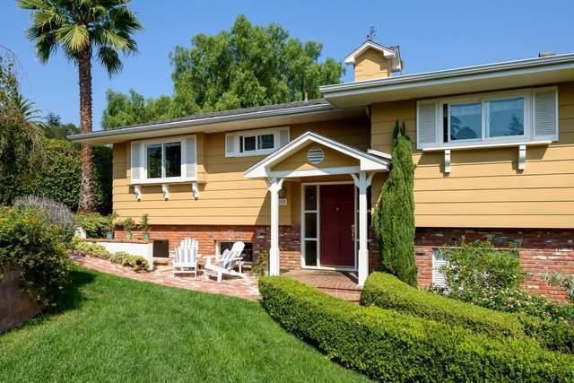 220 Santa Anita Rd, Santa Barbara, CA 93105 (MLS #20-3947) :: Chris Gregoire & Chad Beuoy Real Estate
