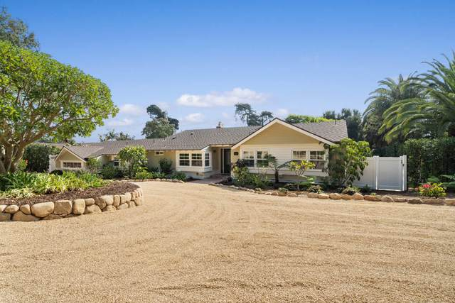 4131 Marina Dr, Santa Barbara, CA 93110 (MLS #20-3954) :: Chris Gregoire & Chad Beuoy Real Estate