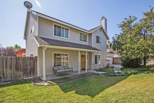 3390 Tivola St, Santa Ynez, CA 93460 (MLS #20-3986) :: Chris Gregoire & Chad Beuoy Real Estate