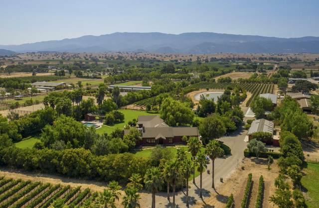 4190 Casey Ave, Santa Ynez, CA 93460 (MLS #20-3987) :: Chris Gregoire & Chad Beuoy Real Estate