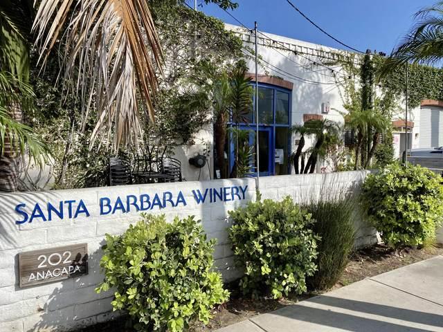 202 Anacapa St, Santa Barbara, CA 93101 (MLS #20-4010) :: The Zia Group