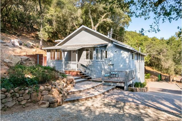 9 Kinevan Rd, Santa Barbara, CA 93105 (MLS #20-4028) :: The Zia Group