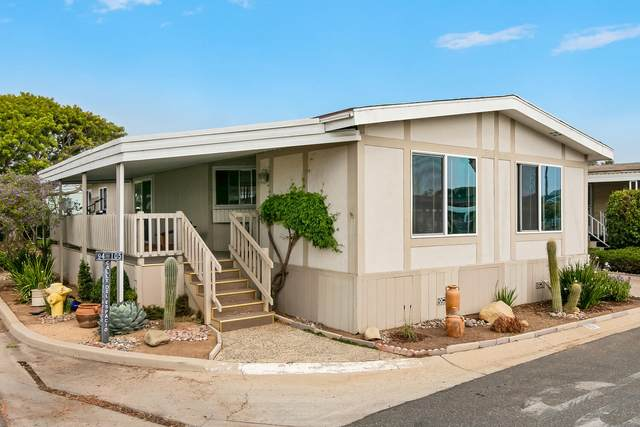 6180 Via Real #94, Carpinteria, CA 93013 (MLS #20-4031) :: Chris Gregoire & Chad Beuoy Real Estate