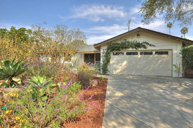 420 Los Verdes Dr, Santa Barbara, CA 93111 (MLS #20-4056) :: The Zia Group