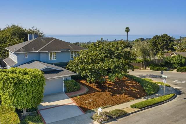 1645 La Coronilla Dr, Santa Barbara, CA 93109 (MLS #20-4057) :: Chris Gregoire & Chad Beuoy Real Estate