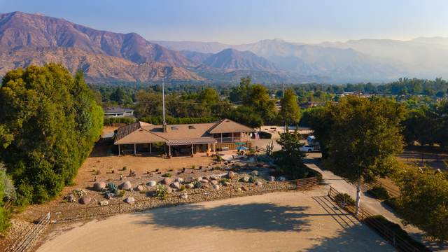 490 Buckboard Lane, Ojai, CA 93023 (MLS #20-4078) :: The Epstein Partners