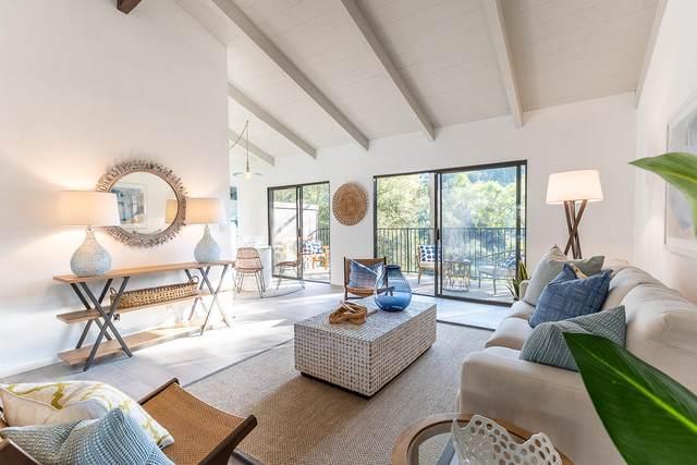 1031 Miramonte Dr. #2, Santa Barbara, CA 93109 (MLS #20-4092) :: Chris Gregoire & Chad Beuoy Real Estate