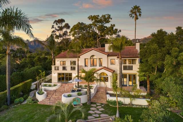 438 El Cielito Road, Santa Barbara, CA 93105 (MLS #20-41) :: The Epstein Partners