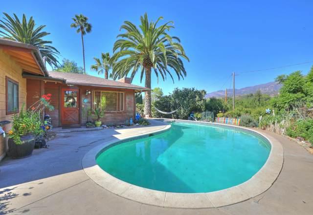 695 Russell Way, Santa Barbara, CA 93110 (MLS #20-4123) :: Chris Gregoire & Chad Beuoy Real Estate