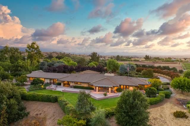 1690 Sky Dr, Santa Ynez, CA 93460 (MLS #20-4125) :: Chris Gregoire & Chad Beuoy Real Estate