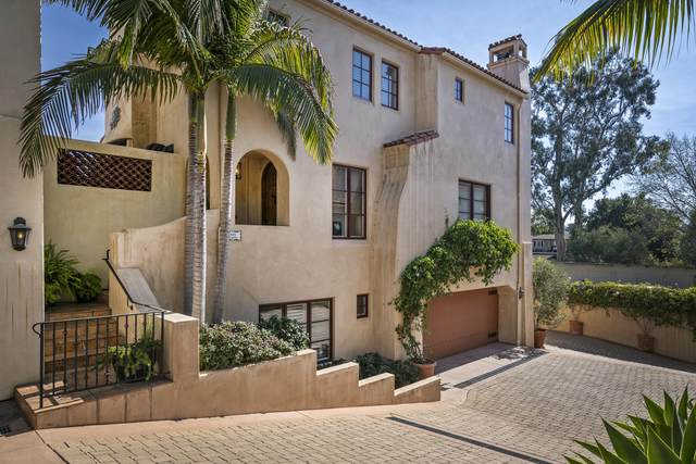 1513 Olive Sreet, Santa Barbara, CA 93101 (MLS #20-4138) :: Chris Gregoire & Chad Beuoy Real Estate