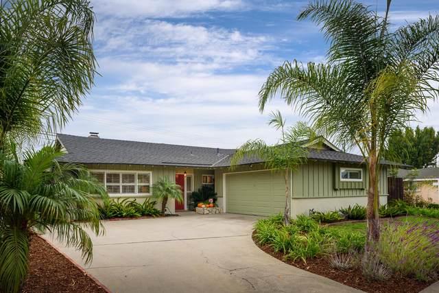 152 Walnut Ln, Santa Barbara, CA 93111 (MLS #20-4142) :: Chris Gregoire & Chad Beuoy Real Estate
