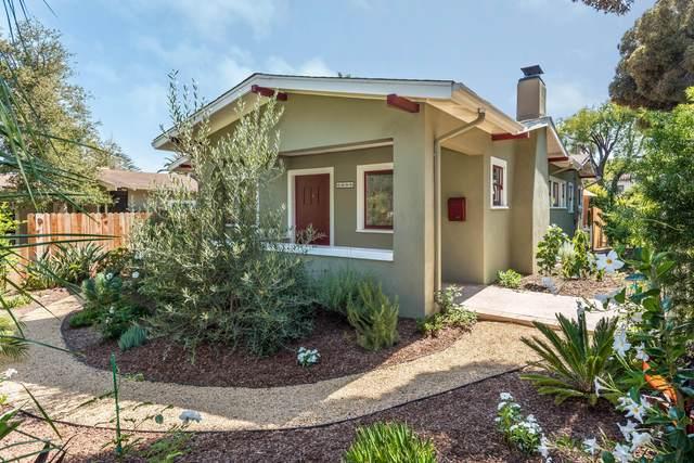 2335 Chapala St, Santa Barbara, CA 93105 (MLS #20-4156) :: The Zia Group