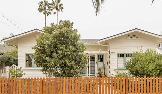 1721 Sunset Ave, Santa Barbara, CA 93101 (MLS #20-4161) :: The Zia Group