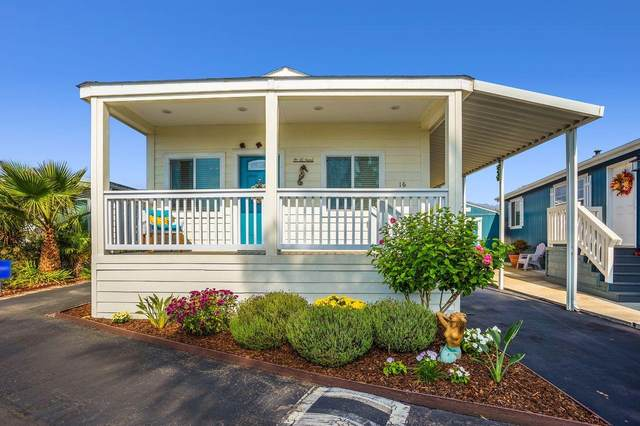 349 Ash Ave #16, Carpinteria, CA 93013 (MLS #20-4163) :: The Zia Group