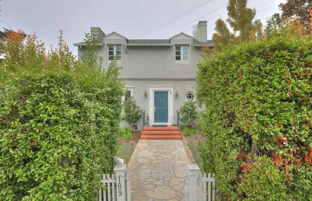 189 Hermosillo Drive, Santa Barbara, CA 93108 (MLS #20-4170) :: Chris Gregoire & Chad Beuoy Real Estate