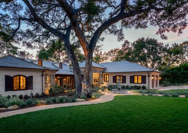 2049 Boundary Dr, Montecito, CA 93108 (MLS #20-4188) :: Chris Gregoire & Chad Beuoy Real Estate