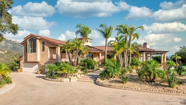 1556 La Vista Rd, Santa Barbara, CA 93110 (MLS #20-4192) :: Chris Gregoire & Chad Beuoy Real Estate