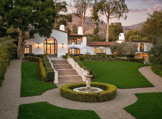 1908 Boundary Drive, Santa Barbara, CA 93108 (MLS #20-4205) :: The Epstein Partners