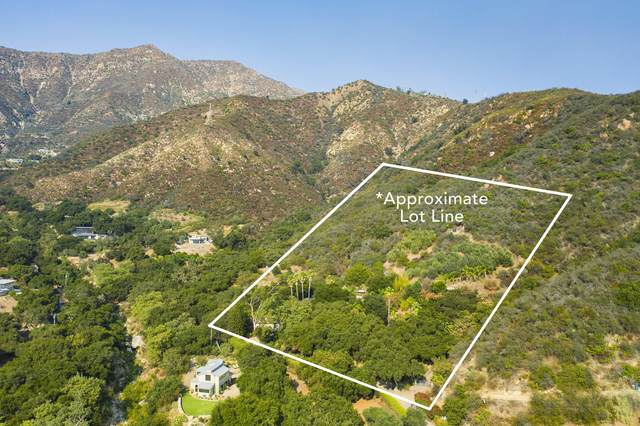 904 Toro Canyon Rd, Santa Barbara, CA 93108 (MLS #20-4209) :: The Epstein Partners