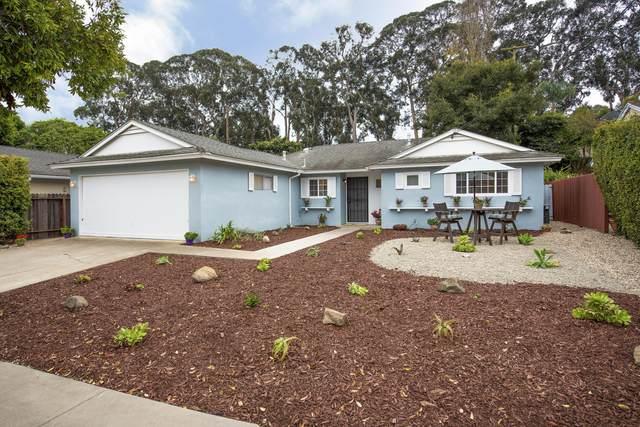 2609 Murrell Rd, Santa Barbara, CA 93109 (MLS #20-4213) :: The Zia Group