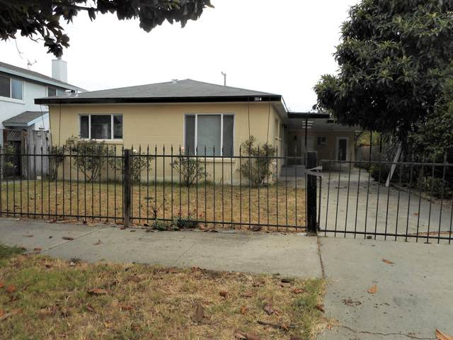 314 S G St, Lompoc, CA 93436 (MLS #20-4215) :: The Zia Group