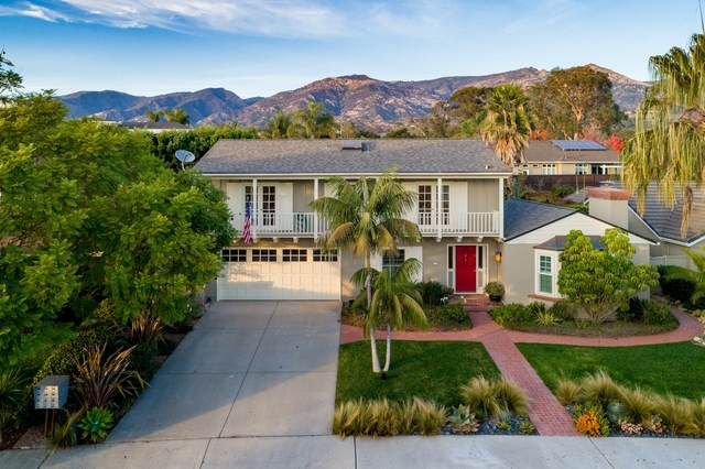 3758 Lincolnwood Dr, Santa Barbara, CA 93110 (MLS #20-4239) :: The Zia Group