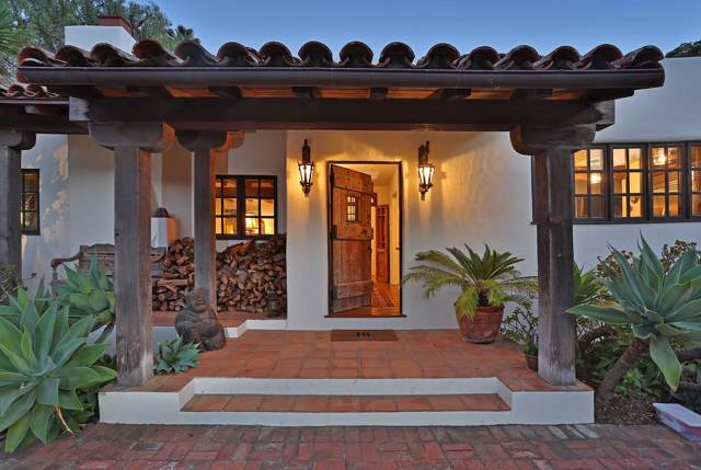 549 Hot Springs Rd, Montecito, CA 93108 (MLS #20-425) :: The Zia Group