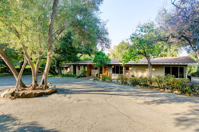 1115 Mcnell Rd, Ojai, CA 93023 (MLS #20-4253) :: The Zia Group